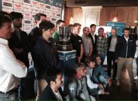 Conférence de presse Tour de France à la voile
