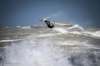 Lancement saison de Coupe du Monde de la windsurfeuse boulonnaise Marine Hunter !