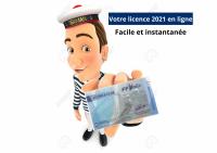 Prise de Licence FFV en ligne