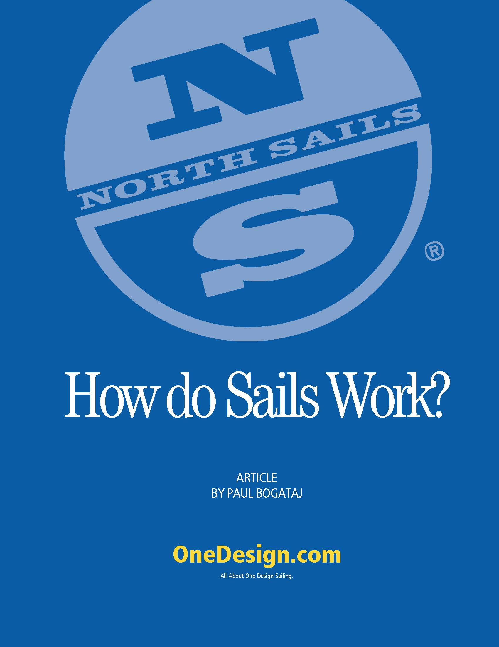 how do sails work Page 1