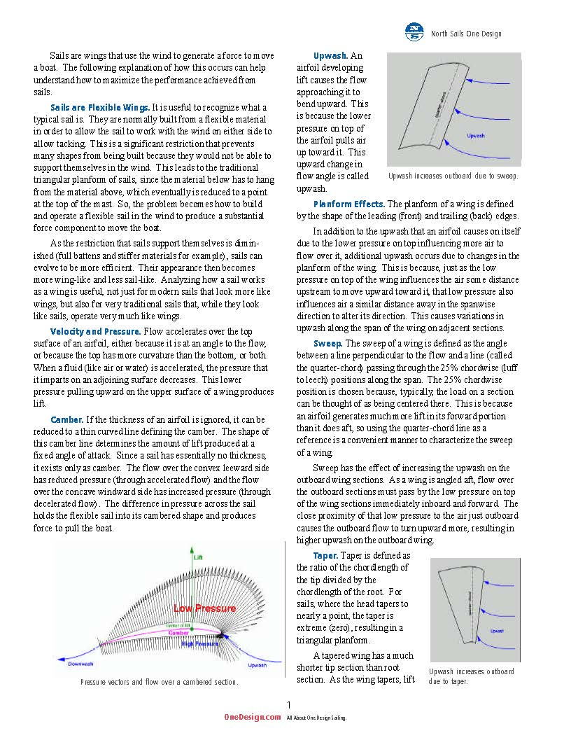 how do sails work Page 2