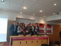 Conférence Sporsora autour du Sport et de l'entreprise