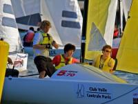 Entrainez votre équipage étudiants sur Open 570 à Moisson La...