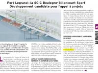 UN PROJET POUR VOILES DE SEINE BOULOGNE-BILLANCOURT