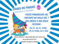 Stage de pâques enfants 2019
