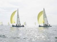 Un équipage Boulonnais à la coupe IDF à la mer