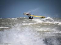 Lancement saison de Coupe du Monde de la windsurfeuse boulon...