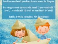 Laissez vos enfants naviguer avec Voiles de Seine!