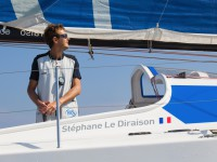 RETRANSMISSION DU DEPART DE LA ROUTE DU RHUM A BOULOGNE-BILL...